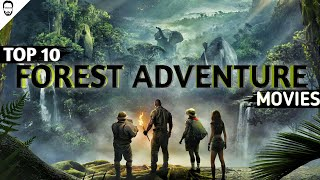 Top 10 Forest Adventure Hollywood movies in Tamil Dubbed | Hollywood movies in tamil | Playtamildub