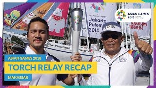 Download Video Asian Games 2018 - Torch Relay Recap (Makassar) MP3 3GP MP4