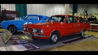 1965 Plymouth Barracuda Formula S Unrestored with 5804 Miles on My Car Story with Lou Costabile