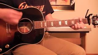 The Beatles - I'm Looking Through You - Rhythm Guitar Cover