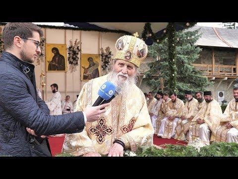 IPS Pimen - Cuvânt după Sfânta Liturghie la pomenirea Sf. Ier. Iacob Putneanul (2019)