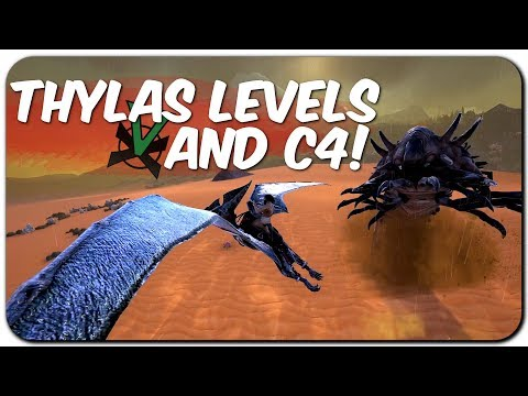 Thylas, Levels And More! | NEW Official PVP Tribe Life Series | ARK: Survival Evolved | EP 22