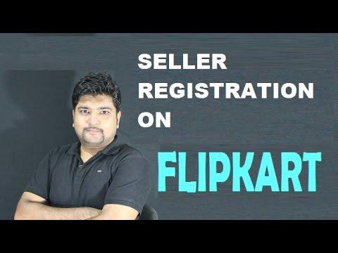 How to Register as Seller on Flipkart [in Hindi]
