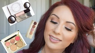 Worth the Hype? | Becca x Jaclyn Hill Champagne Pop | Review, Swatches & Tutorial | shadesofkassie