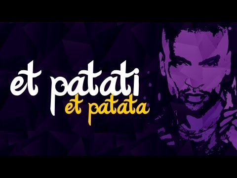 Mike Diamondz - Et patati et patata (Lyric Video)