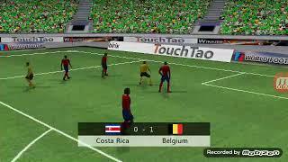 Would cup 2018 : belgium vs costa rica