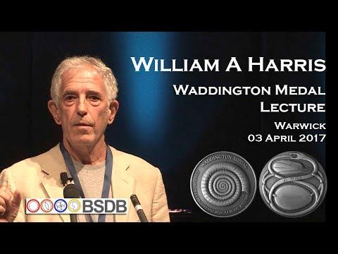 Bill Harris - Waddington Medal lecture 2017