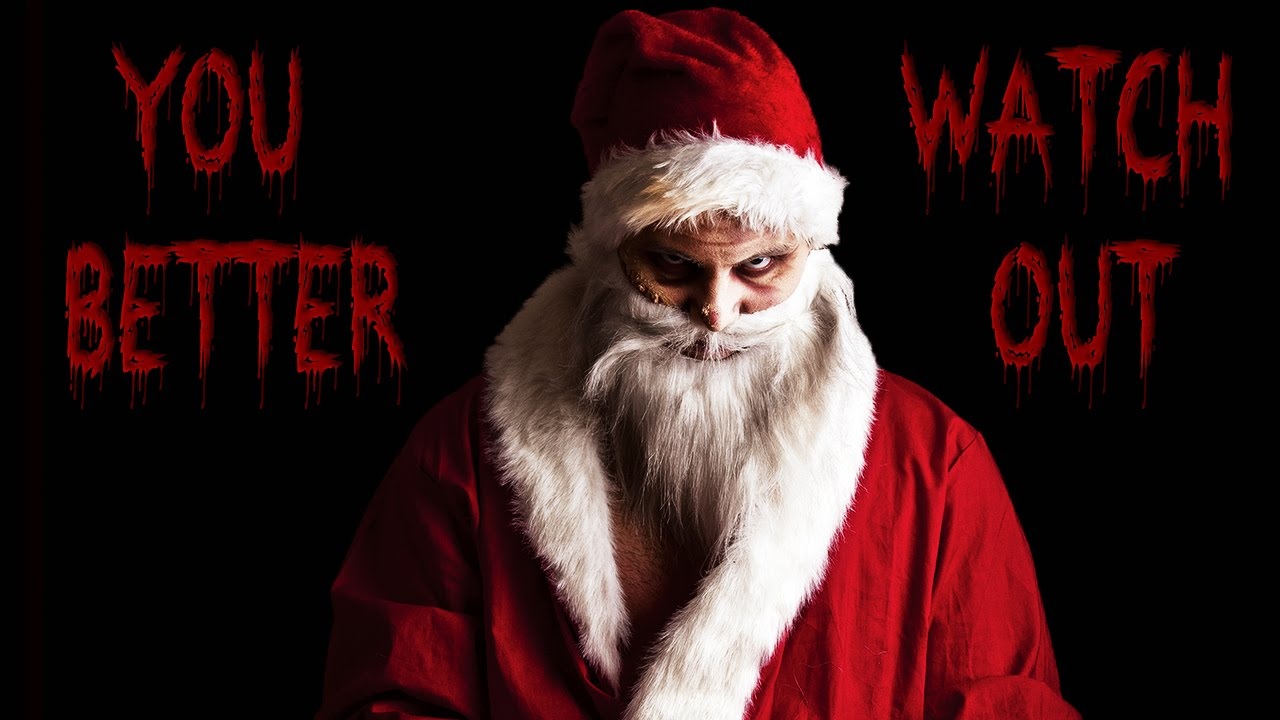 Image result for horror christmas