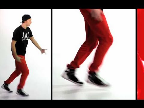 Running Man Melbourne Shuffle | Hip-Hop How-to