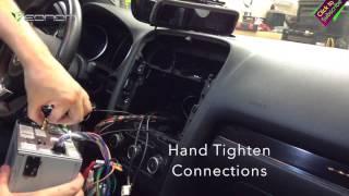 Installation Guide for Eonon Car DVD GPS GM5153 Volkswagen