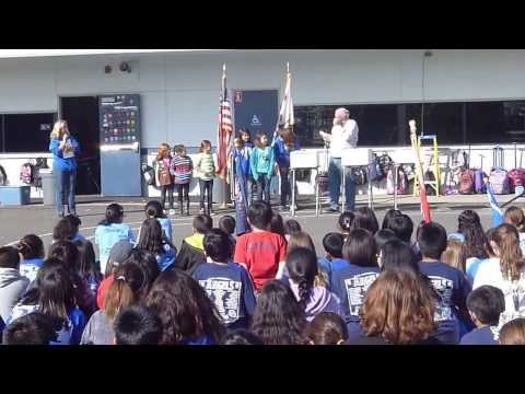 Collegewood Elementary School -- 2014 Spirit Assembly
