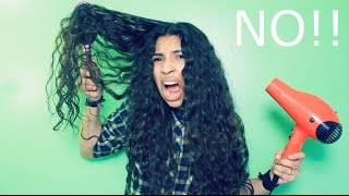 BIGGEST Curly Hair Mistakes!