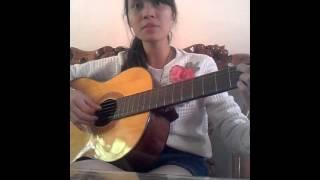 guitar cover kí ức  ngọt ngào 1