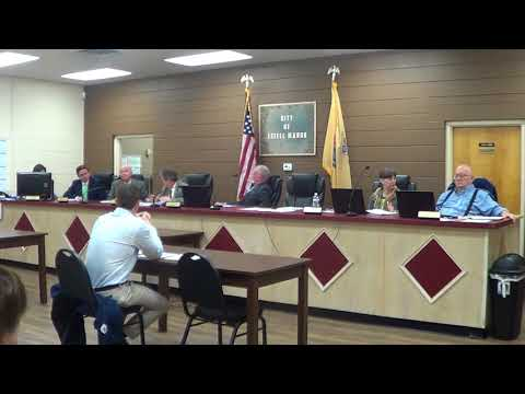 Estell Manor - City Council meeting 2018-03-14 part 1/6
