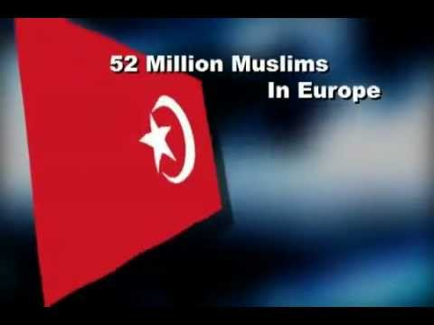 Shocking Report: Islam Will Rule The World in 25 years
