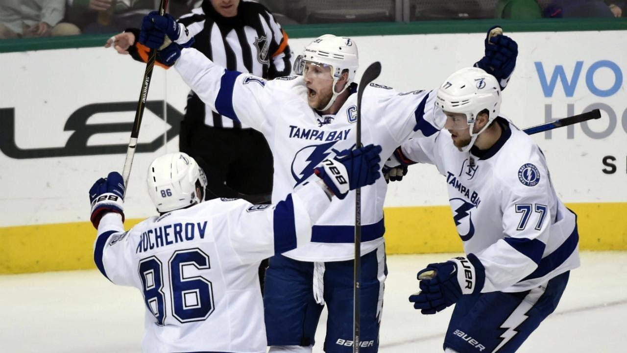 Lightning coach Cooper talks Hedman injury, Stamkos and ...