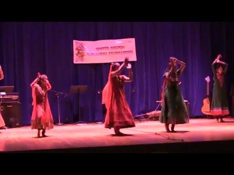 .Asainthidu Asainthidu-- CHRISTMAS DANCE Tamil Song (UBCC)