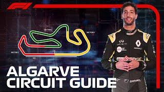 2020 Portuguese Grand Prix | Daniel Ricciardo's Circuit Guide