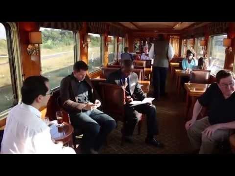 The Blue Train in 60 seconds