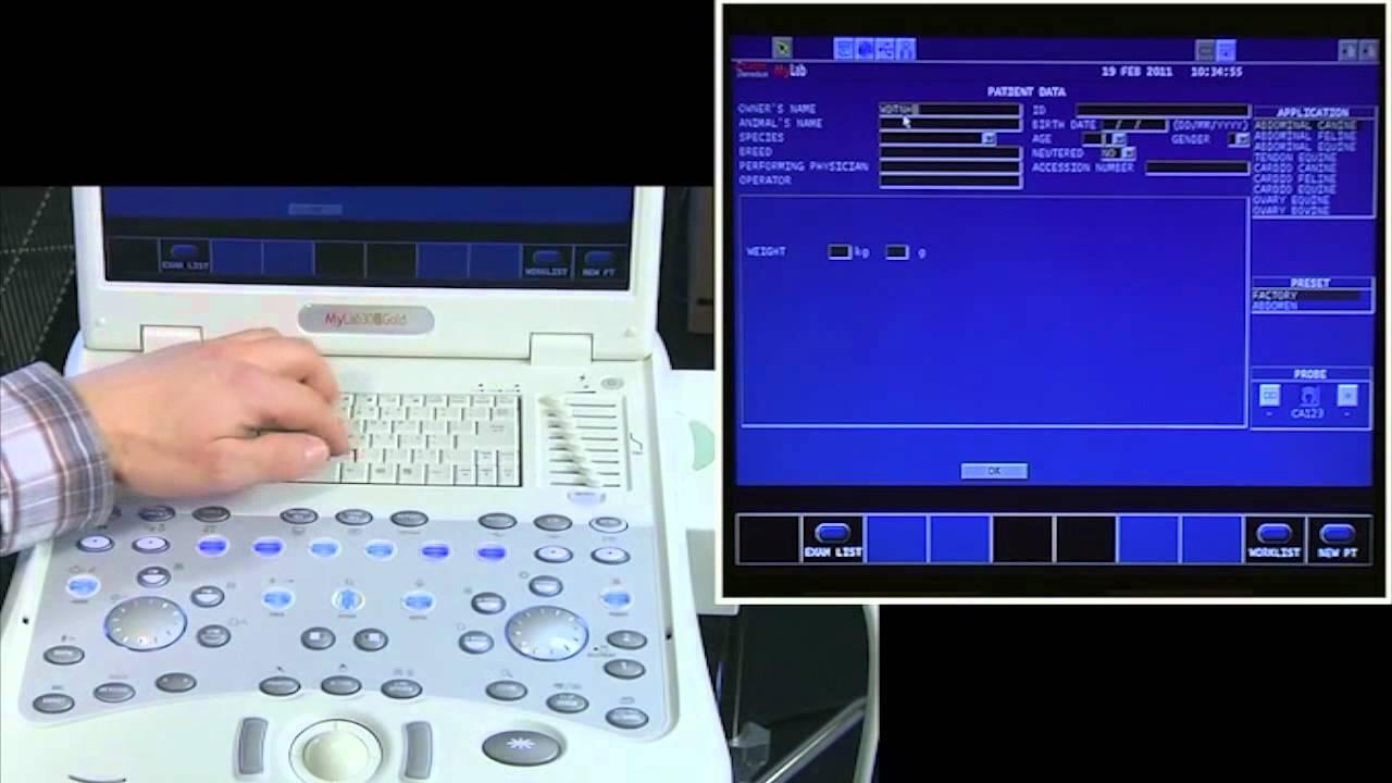 hvad er en dating ultralyd scanning