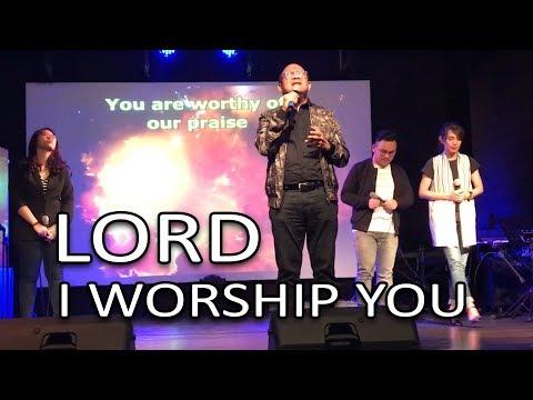 Lord I Worship You - Welyar Kauntu ( OUTBOX Worship Night 2018 )