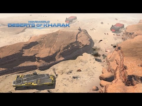 Homeworld Deserts of Kharak Mission Two  