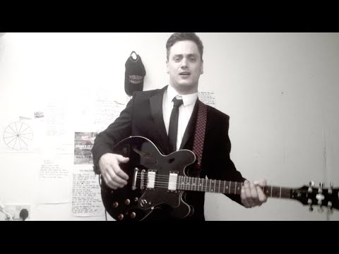 Johnny Cash - Cocaine Blues cover by Sean Jackson