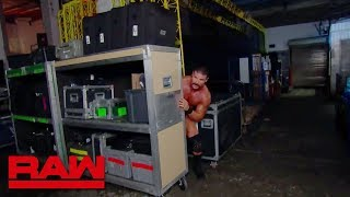 24/7 Champion Robert Roode hides backstage: Raw, May 20, 2019