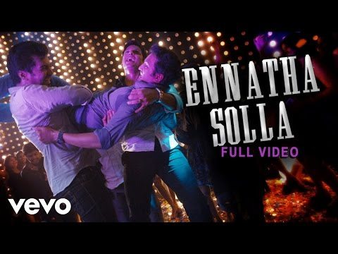 Endrendrum Punnagai - Ennatha Solla Video | Harris Jayaraj
