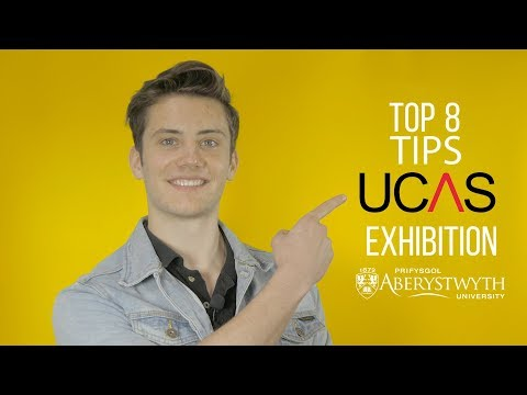 Your Top 8 Tips For UCAS Exhibitions