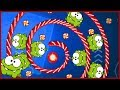 Play Om Nom Ball With Red Ball 4 Cut The Into The Moon