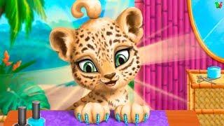 Салон КРАСОТЫ #5 МАКИЯЖ и Парикмахерская для Животных Красочная Детская  Игра