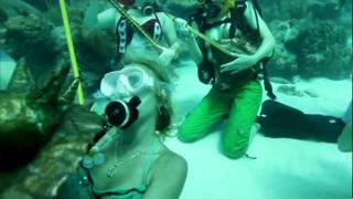 Undersea Lunacy in the Florida Keys
