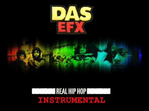 Das EFX - Real Hip-Hop (LP Version - Instrumental) / (1995) / (HD)