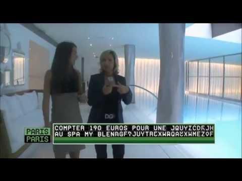 Juliette Longuet - NY NY / Paris Paris - Hotel Royal Monceau Spa -  Paris