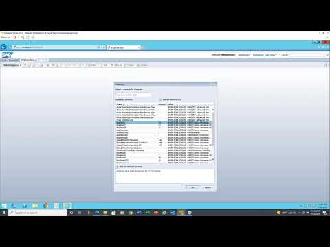 Web Intelligence Webinar - Breaks and Master Detail Features