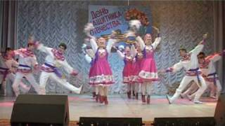 Калинка Traditional russian dance Kalinka(http://souvenir81.ru Народный коллектив ансамбль народного танца