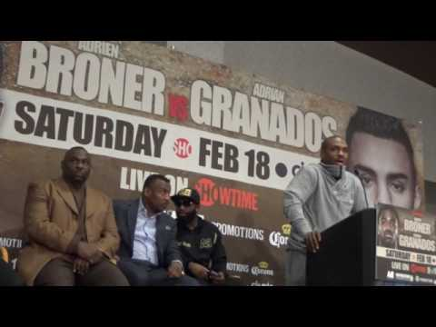marcus browne vs thomas williams top dog EsNews Boxing