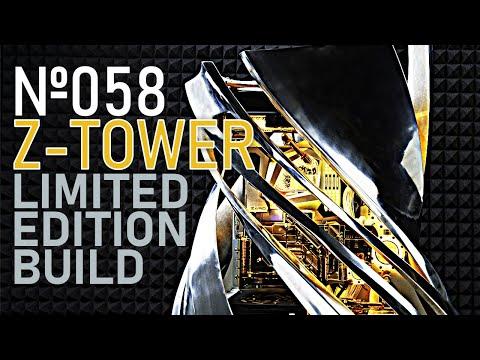 [Modding Cafe x Phong Cách Xanh] Inwin Z-tower Custom Build