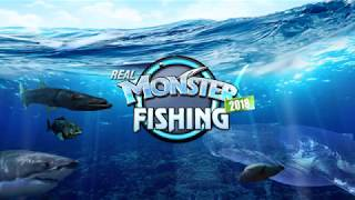 Monster Fishing 2018