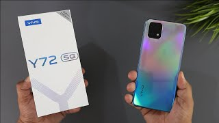 vivo Y72 5G Unboxing And Review I