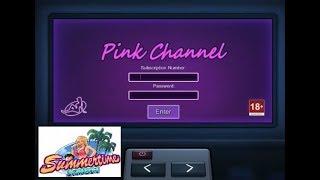 Summertime Saga Unlocking Pink Channel