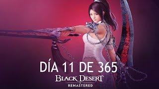 BLACK DESERT EN ESPAÑOL | DIA 11 DE 365 | El final de la historia - Nivel 50!!
