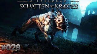 Mittelerde: Schatten des Krieges #028 - Weißer Caragor - Let's Play Mittelerde Deutsch / German