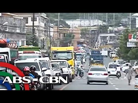 Bandila: Traffic sa Cebu, mas matindi na kaysa Metro Manila