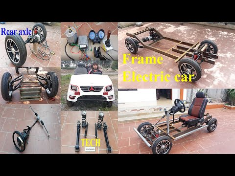 Homemade electric vehicles