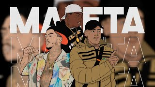 MC PH, Kayblack, MC Kevin - Maleta (prod. LTnoBeat e Dj Murillo) (Lyric Video Oficial)