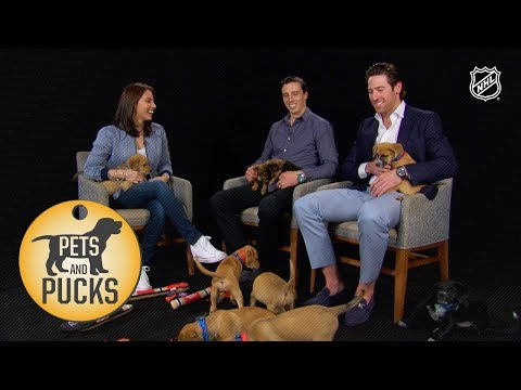 Pooches and Pucks: Fleury and Neal