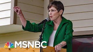 Kris Kobach Loses Kansas Governor Race To Democrat Laura Kelly   MSNBC