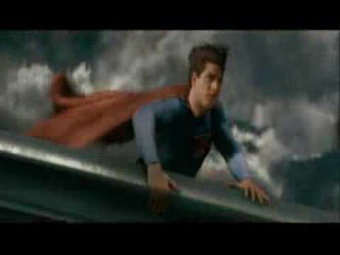 Superman Returns plane scene -